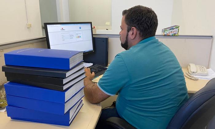 O envio da escrituração das empresas que antes só era feito em papel, agora pode ser feito todo na internet