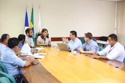 De acordo com a titular da Seduc, Adriana Aguiar, a aquisição dos novos veículos faz parte de um pacote de investimentos no transporte escolar