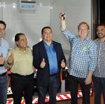 Governador Carlesse entregou caminhões e equipamentos para modernização da Agricultura Familiar nos 139 municípios