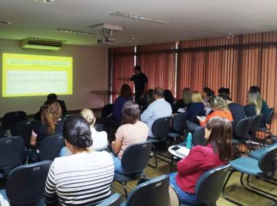 Curso foi realizado no auditório do órgão para servidores da Corregedoria