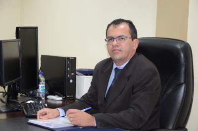 O órgão de controle interno contribui para que cada gestor seja transparente nas informações prestadas à sociedade, diz secretário - chefe da CGE, Senivan Almeida de Arruda