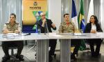 Entrevista coletiva divulga Balanço da Segurança 2019