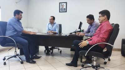 Reunião aconteceu nessa sexta-feira, 31, na sede da ATS em Palmas