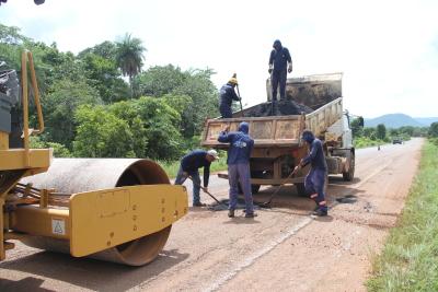 As sete Residências da Ageto do Tocantins estão com equipes monitorando as rodovias estaduais.