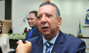 O  presidente da AL, deputado Antônio Andrade, disse que a parceria com o Estado continua