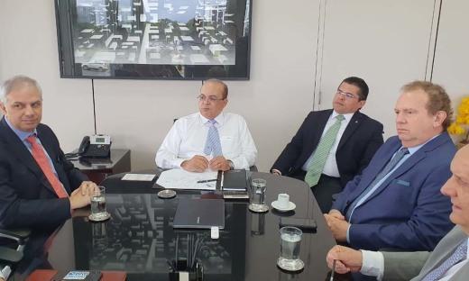 Caso o acordo seja fechado, o Tocantins será o primeiro Estado da região Norte do Brasil a contar com a instalação de agências do BRB