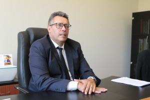 Sebastião Albuquerque - presidente do Naturatins.JPG
