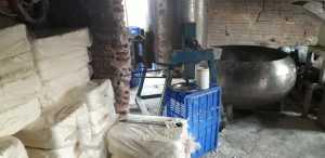 Adapec apreende mais de mil quilos de queijos clandestinos em Luzimangues