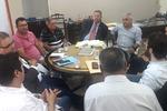 Secretário da Indústria e Comércio discute regularização fundiária do Distrito Industrial de Colinas com o prefeito e empresários do município_150x100.jpg