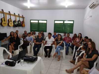 As atividades começaram nesta terça-feira,11, no Centro de Referência de Assistência Social (Cras) em Araguatins.