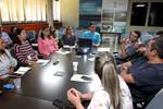 Representantes de instituições parceiras da Semana da Água se reúnem na Semarh