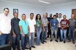 Reunião aconteceu terça-feira, 11, na sede da ATS em Palmas
