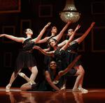 Em 2019, foram atendidos mais de 500 bailarinos nos cinco polos