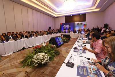 Os gestores estão reunidos na capital pernambucana para tratar da agenda de ações do Conselho em 2020