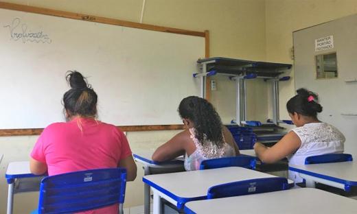 Três internas foram classificadas para receber bolsas integrais de ensino superior na modalidade ensino à distância