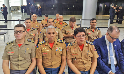 Comandantes gerais dos Corpos de Bombeiros Militares discutem fortalecimento do Sistema Nacional de Defesa Civil