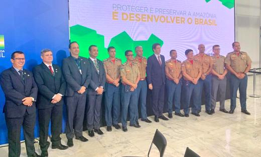 Foram discutidas temáticas como a necessidade e a importância do planejamento e gestão integrada dos Corpos de Bombeiros Militares da Amazônia Legal com a Secretaria Nacional de Proteção e Defesa Civil