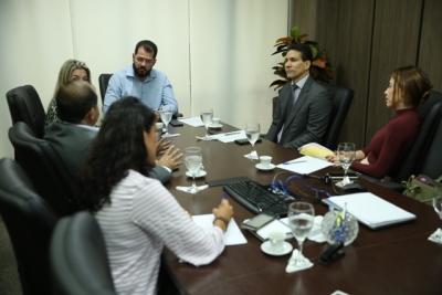 Procuradora do Estado Ana Flávia Cavalcante representa PGE no Nupemec