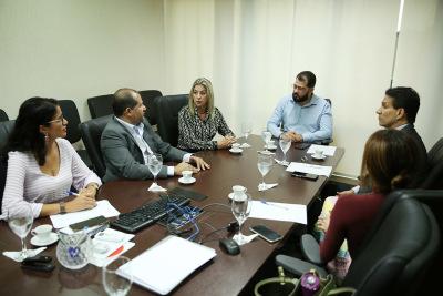 Representantes de órgãos públicos discutem estratégias para demandas ambientais