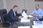 Secretário assina Tare da Cooperfrigu na presença do vice-presidente Tarcísio