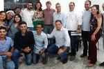 Produtores e parceiros comemoram entrega de certificação