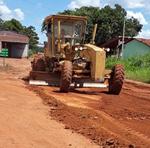 Rodovias estaduais no Jalapão estão recebendo intervenção para manter a trafegabilidade
