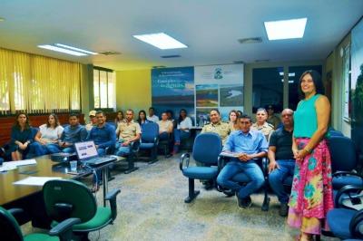 O encontro teve como objetivo buscar novos colaboradores para a escola. Instituições que poderão levar cursos com novas temáticas para os alunos.