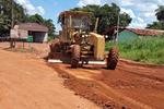Equipes da Ageto estão trabalhando na TO-030, entre São Félix do Tocantins e Novo Acordo.