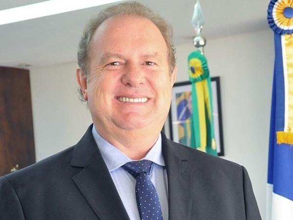 O governador Mauro Carlesse, receberá nesta segunda-feira, 17, o governador do Distrito Federal, Ibaneis Rocha, juntamente com o presidente do Banco de Brasília (BRB), Paulo Henrique Costa