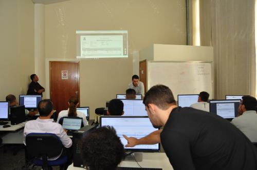 O curso vai possibilitar que cada participante aprenda a registrar os bens governamentais no Siga