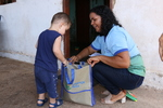 Foto 1 - Visitadora do programa Criança Feliz (Carlessandro Souza).JPG