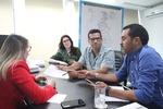 Reunião tratou de ações para melhorias de estradas vicinais na região rural de Palmas.
