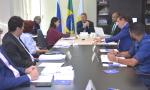 Presidente e conselheiros analisam pauta da reunião que contempla concessão de benefícios fiscais e aporte de recursos