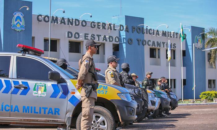 Um esquema especial de segurança foi preparado pela PM nesse carnaval