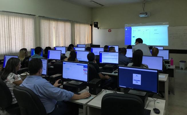 44 municípios participaram do treinamento do Sistema de Convênios