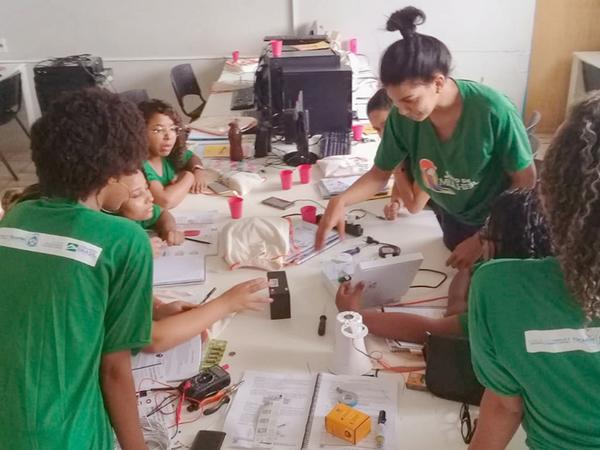 O projeto já beneficiou mais de 210 mulheres tocantinenses com qualificação profissional
