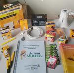 As alunas receberam curso básico sobre eletricidade e equipamentos que compõem o sistema de alarme