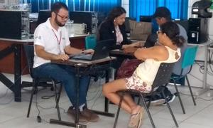 Procon Tocantins realiza atendimento ao consumidor durante ação