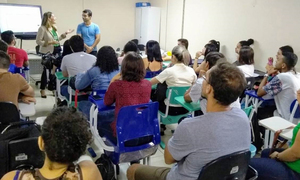 35 pessoas participaram da primeira turma do curso Inglês para o Trabalho