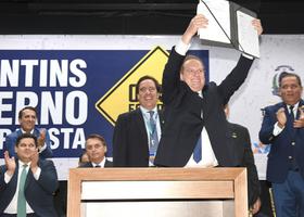 O Programa Governo Municipalista vai investir mais de R$ 759 milhões em obras de infraestrutura nos 139 municípios -
