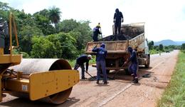 Estado monitora rodovias e executa reparos imediatos nos problemas causados por chuvas