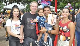 Governador Mauro Carlesse fez a abertura do pré-carnaval