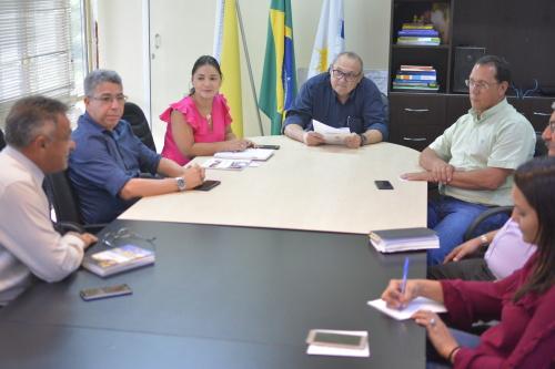 Técnicos da Sics apresentam incentivos fiscais oferecidos pelo Governo do  Tocantins a empresários  da Sementes Grão Fértil