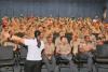 Evento reuniu cerca de 200 militares do setor operacional