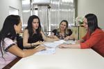 Na Secretaria da Administração, dos 42 cargos de chefia 22 são comandados por mulheres