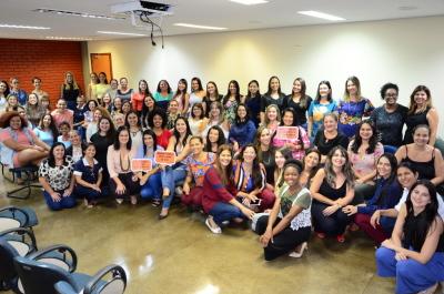 Servidoras da CGE participaram de confraternização e celebraram Dia da Mulher