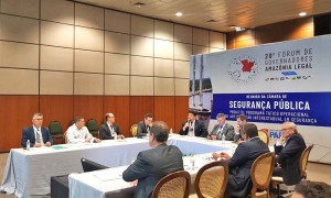 O secretário de Estado da Segurança Pública, Cristiano Sampaio, ressalta as principais pautas da Câmara Técnica de Segurança Pública e reforça a importância das ações integradas