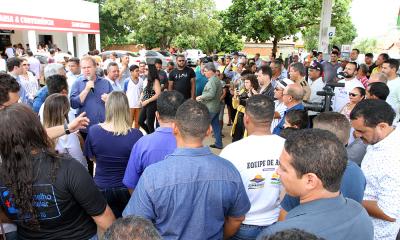 O governador Mauro Carlesse afirmou que esses benefícios inaugurados fazem parte de um projeto macro de desenvolvimento do Estado
