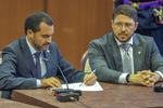 Vice-governador Wanderlei Barbosa e governadores e vice-governadores dos estados membros da Amazônia Legal assinaram a Carta de Belém