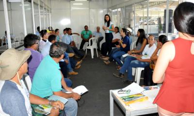 Palestra sobre agroindústria  na Agrotins 2019